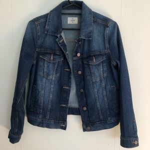 NEW - Denim cotton jacket